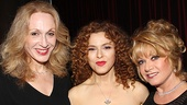 <i>Follies</i> opening night – Jan Maxwell – Bernadette Peters – Elaine Paige