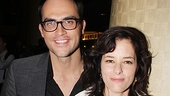 <i>Follies</i> opening night – Cheyenne Jackson – Parker Posey