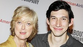 <i>Man and Boy</i> opening – Maria Aitken – Adam Driver