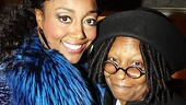 <i>Sister Act</I> at Macy's – Patina Miller – Whoopi Goldberg