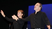 An Evening With Patti and Mandy Opening Night – Patti LuPone – Mandy Patinkin (curtain call)