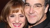 An Evening With Patti and Mandy Opening Night – Patti LuPone – Mandy Patinkin (close)