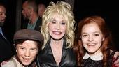 Dolly Parton at Bonnie & Clyde - Talon Ackerman – Dolly Parton – Kelsey Fowler