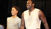 Porgy and Bess- Nikki Renee Daniels and Joshua Henry