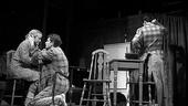 Death of a Salesman - Linda Emond,  Andrew Garfield and Finn Wittrock