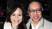 Death of a Salesman - Rosie Perez and George C. Wolfe