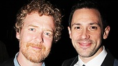 Once opening night – Glen Hansard – Steve Kazee