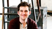 Peter and the Starcatcher Rehearsal – Adam Chanler-Berat