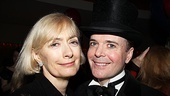 The Best Man star Jefferson Mays celebrates with his wife, Susan Lyons.