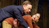 Ben Daniels as Robert, Spencer Kayden as Suzette and Patricia Kalember as Jacqueline in Don't Dress for Dinner.