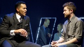 Show Photos - Lonely, I'm Not - Christopher Jackson - Topher Grace
