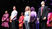 Ghost Opening Night – Da'Vine Joy Randolph – Richard Fleeshman – Caissie Levy – Bryce Pinkham