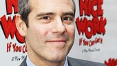 Nice Work If You Can Get It – Opening Night – Andy Cohen