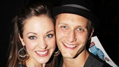 Audience Choice Awards- Laura Osnes- Nathan Johnson