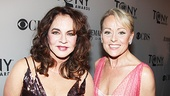 2012 Tony Award Best Pairs- Stockard Channing- Tracie Bennett