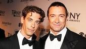 2012 Tony Award Best Pairs-Christian Borle – Hugh Jackman