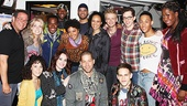 Rent Welcomes Anthony Fedorov – Michael Greif and the cast of Rent
