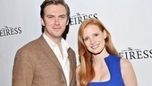 The Heiress – Meet and Greet – Dan Stevens – Jessica Chastain