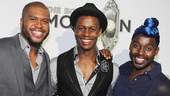 'Book of Mormon' LA Opening—Derrick Williams—Josh Breckenridge—Mykal Kilgore