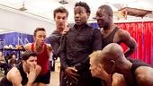 Kinky Boots- Joey Taranto- Paul Canaan- Charlie Sutton- Billy Porter- Kyle Taylor Parker- Kyle Post- Kevin Smith Kirkwood