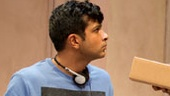 Utkarsh Ambudkar, William Jackson Harper and Nitya Vidyasagar in Modern Terrorism.
