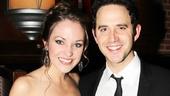 'Cyrano de Bergerac' Opening Night — Laura Osnes — Santino Fontana