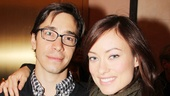 The Performers - opening night - Justin Long - Olivia Wilde