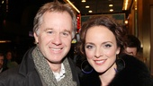 The Performers – opening night – Patrick McEnroe – Melissa Errico