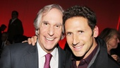 The Performers - opening night - Henry Winkler - Michael Feuerstein