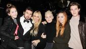 Chicago – Miley Cyrus Visits – Noah Cyrus – Billy Ray Cyrus – Tish Cyrus – Miley Cyrus – Brandi Cyrus – Braison Cyrus