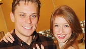Vanya and Sonia Broadway Meet and Greet – Billy Magnussen – Genevieve Angelson