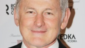 Four-time Tony nominee Victor Garber appeared in Roundabout's Present Laughter in 2010.