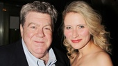 'Breakfast at Tiffany's' Opening — George Wendt — Elisabeth Anthony Gray