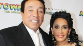 'Motown' Opening Night — Smokey Robinson — Frances Gladney