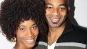 'Motown' Recording — Valisia LeKae — Brandon Victor Dixon