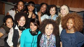 'Motown' Recording — Marielys Molina — Rebecca E. Covington — Sasha Hutchings — Marva Hicks — Ariana DeBose — Tiffany Janene Howard — Andrea Dora — Sydney Morton — Morgan James — N'Kenge