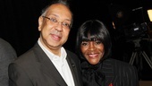 2013 Tony Nominee Brunch — George C. Wolfe — Cicely Tyson