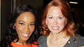 2013 Tony Nominee Brunch — Valisia LeKae — Carolee Carmello