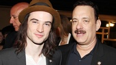 2013 Tony Nominee Brunch — Tom Sturridge — Tom Hanks