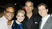 2013 Tony Nominee Brunch — Billy Porter — Annaleigh Ashford — Jerry Mitchell — Stark Sands