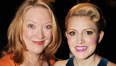 2013 Tony Nominee Brunch — Kristine Nielsen — Annaleigh Ashford