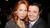 2013 Tony Nominee Brunch — Carolee Carmello — Nathan Lane