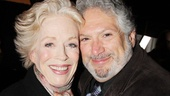 2013 Tony Nominee Brunch — Holland Taylor — Harvey Fierstein