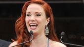 2013 Audience Choice Awards Ceremony — Stephanie J. Block — Aaron Tveit — Sierra Boggess