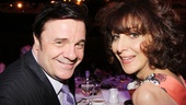 The Nance star Nathan Lane catches up with his close friend, Pippin's Andrea Martin.