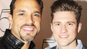 From Broadway to Graceland, Tony nominee Daniel Sunjata is along for the ride with fellow theater vet Aaron Tveit.
