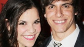 First Dogfight, now Wicked! Second Stage alums Lindsay Mendez and Derek Klena will play Elphaba and Fiyero, respectively, beginning May 28.