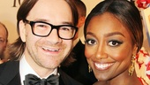 Tony Red Carpet- David Mars- Patina Miller