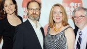 Off-Broadway Alliance Awards – 2013 – Sigourney Weaver – David Hyde Pierce – Kristine Nielsen – Christopher Durang