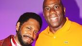 Magic Johnson at Motown — Bryan Terrell Clark — Magic Johnson